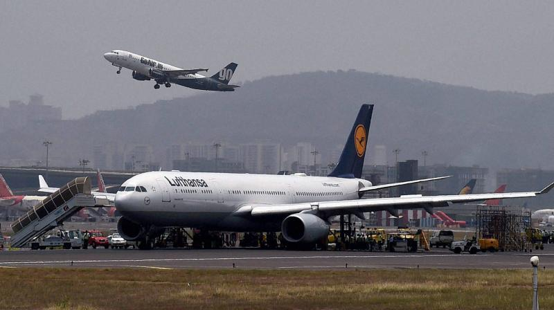 USD 10 billion bailout for Germany's Lufthansa passes hurdle. (AFP Photo)