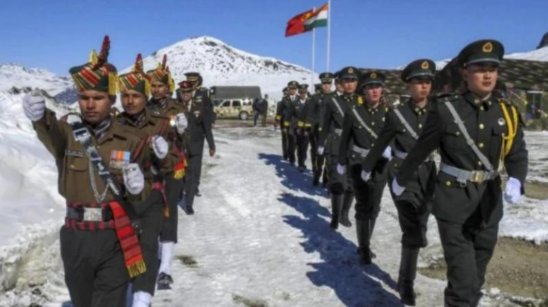 Army rejects purported video of eastern Ladakh face-off. (PTI Photo)