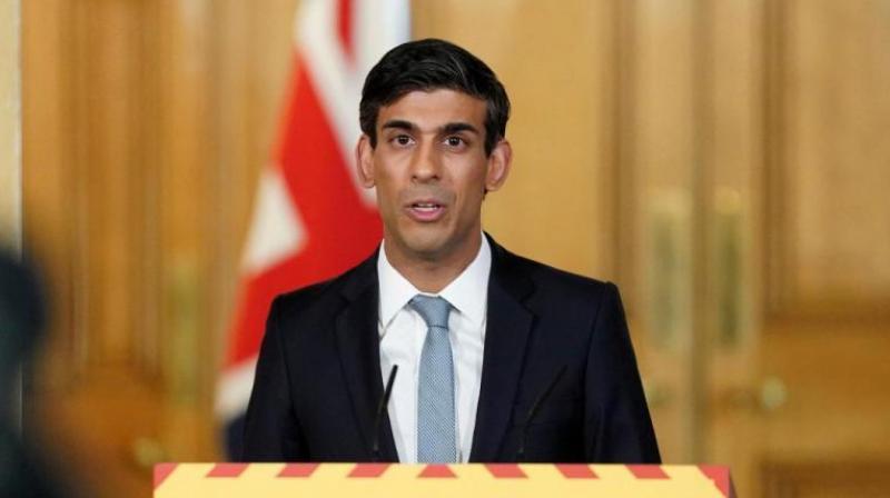British Finance Minister Rishi Sunak (Photo- AP)