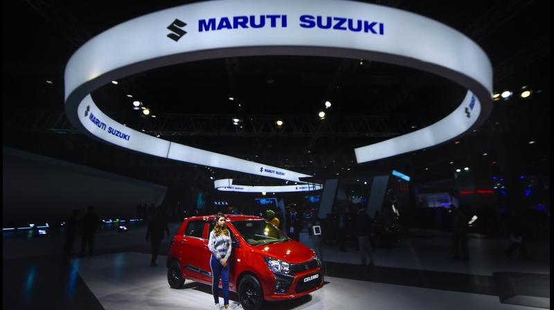 Maruti Suzuki India records 86% slump in May sales. (PTI Photo)
