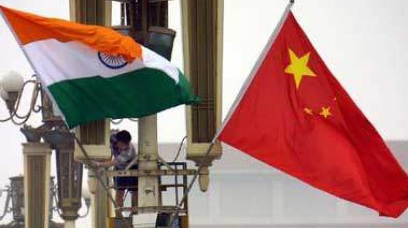 Sino-Indian military face-off in Ladakh. (AFP)