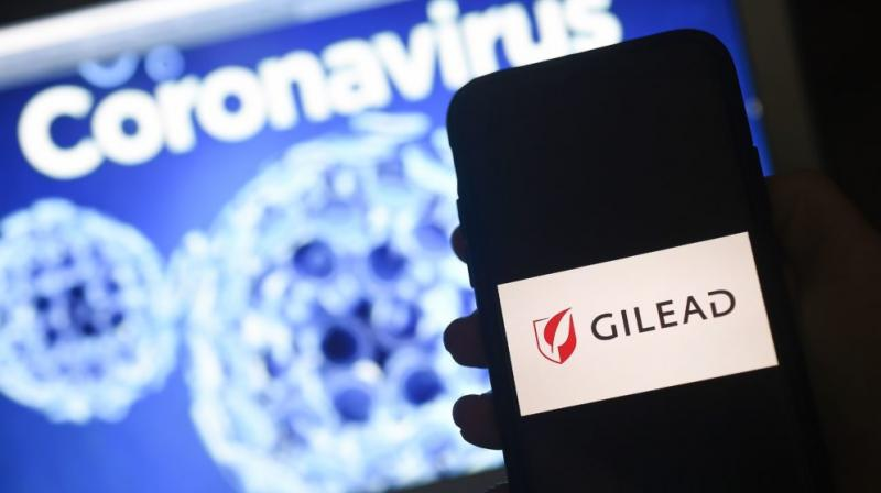 India's drug regulator grants Gilead Sciences marketing authorisation for remdesivir. (AFP Photo)