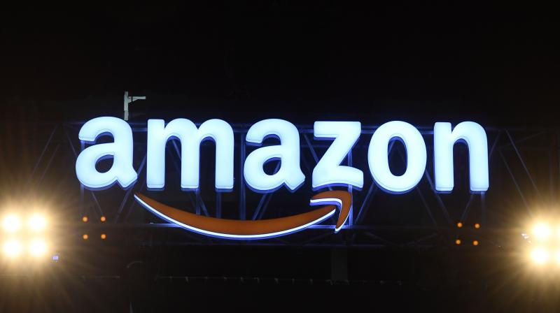 Amazon India expands packaging-free shipping to over 100 cities. (AFP Photo)