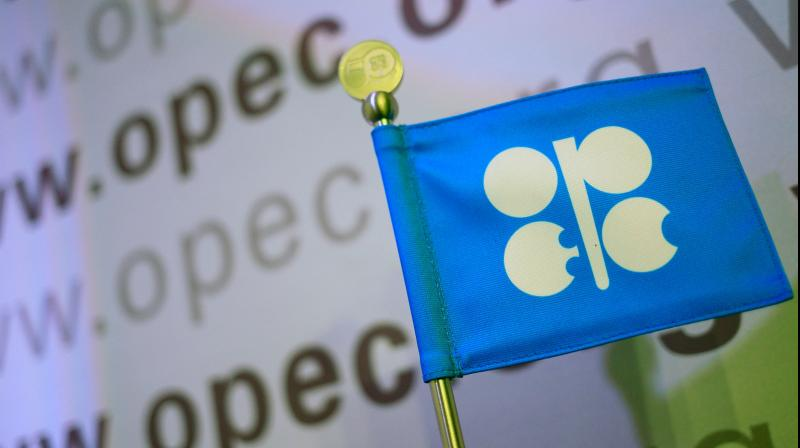 OPEC, Russia and allies agreed on Saturday to extend record oil production cuts until the end of July. (AFP Photo)