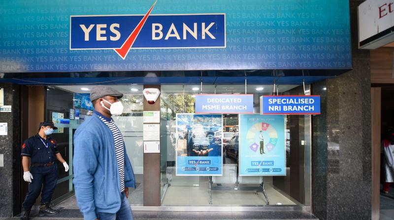 Ratings firm Crisil has reaffirmed BBB rating on Yes Bank's over Rs 18,000 crore bonds . (PTI Photo)