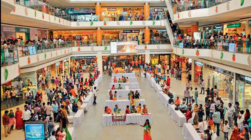 Chief Minister Arvind Kejriwal has announced that malls, restaurants and religious places in Delhi would open from Monday. (DC Photo)