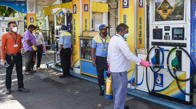 Fuel prices rise for second consecutive day. (PTI Photo)