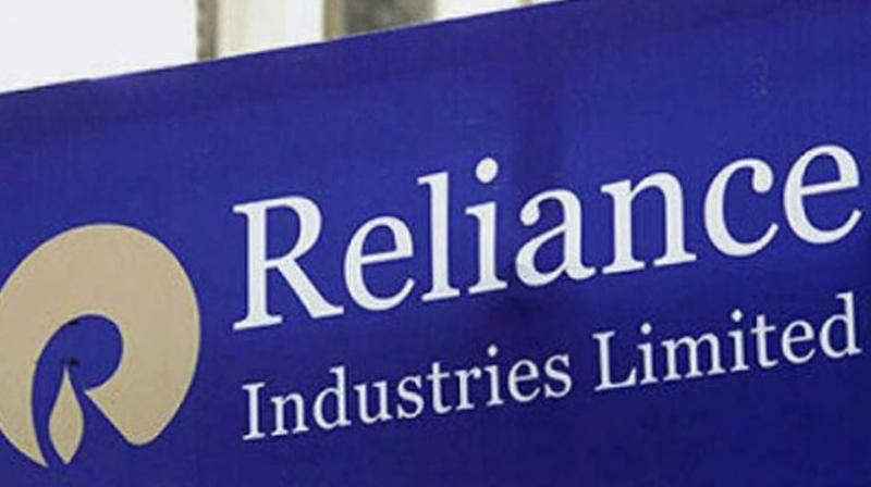 Reliance Industries shares jump nearly 3 percent on AIDA deal. (PTI Photo)