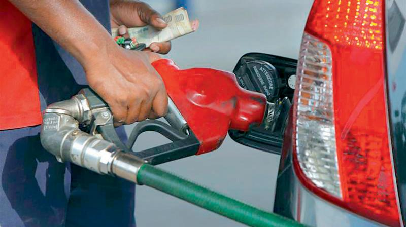 Petrol price on Friday was hiked by 57 paise per litre and diesel by 59 paise a litre. (PTI Photo)