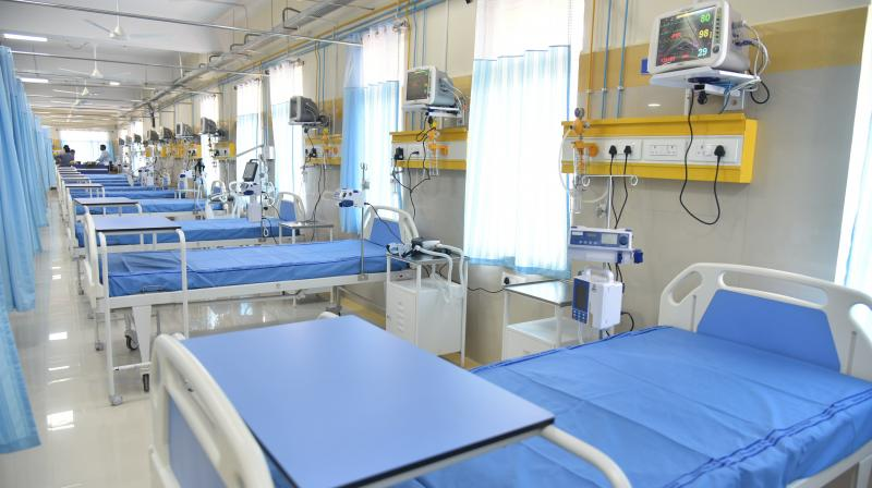 Delhi people have started creating ICUs and isolation wards at home and in housing societies. (DC Photo)