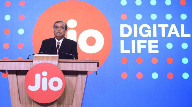 Reliance says TPG and L Catterton to invest in Jio Platforms. (PTI Photo)