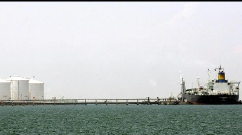 Iran could send two to three cargoes a month in regular gasoline sales to ally Venezuela. (AFP Photo)