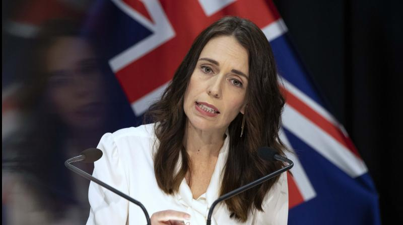 Prime Minister Jacinda Ardern had warned that new cases may come up in the future as New Zealanders return home. (AFP Photo)