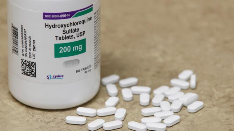 FDA withdraws emergency use authorisation of chloroquine and hydroxychloroquine. (AFP Photo)