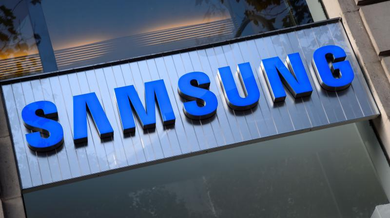 India investment body backs incentives for Samsung display plant. (AFP Photo)