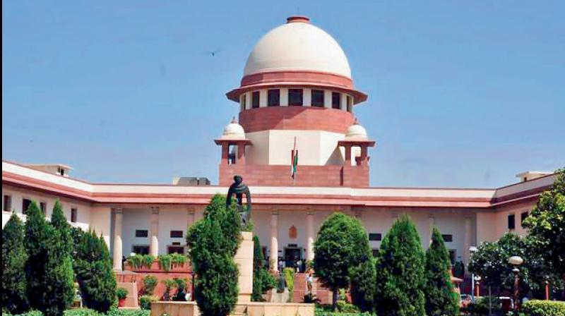 SC says no merit in 'charging interest on interest' for deferred payments during moratorium. (PTI Photo)