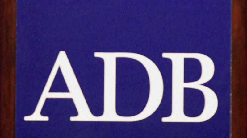 Asian Development Bank (ADB) on Thursday slashed its growth forecast for developing Asia. (AFP Photo)