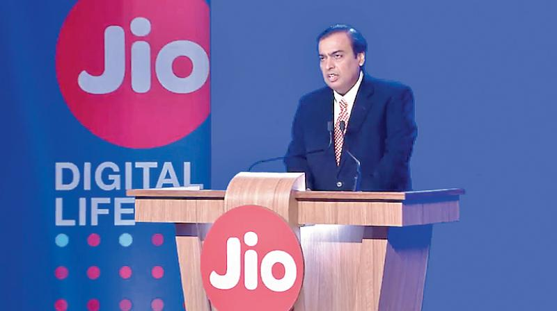 Reliance Industries and Jio Platforms on Thursday announced an investment of Rs 11,367 crore by Saudi Arabia's Public Investment Fund. (PTI Photo)