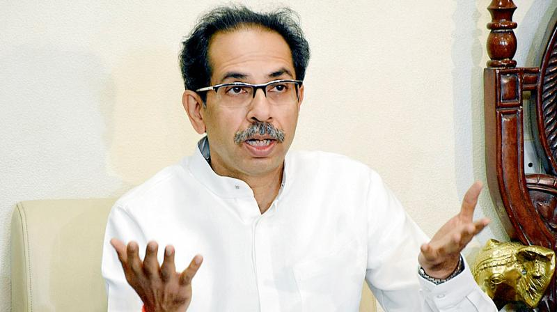 Maharashtra Chief Minister Uddhav Thackeray. (PTI)