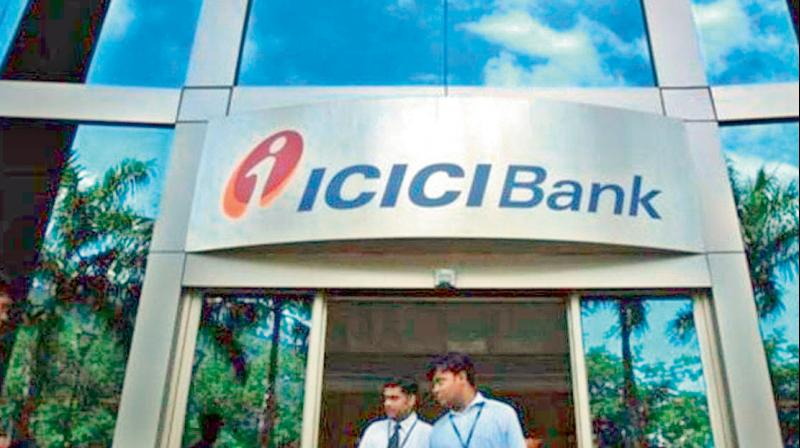 ICICI Bank offloads 3.96% equity in ICICI Lombard General Insurance. (PTI Photo)