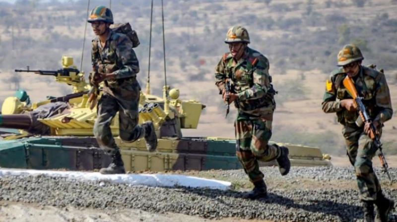 Fresh Chinese incursions at LAC despite consensus. (PTI Photo)