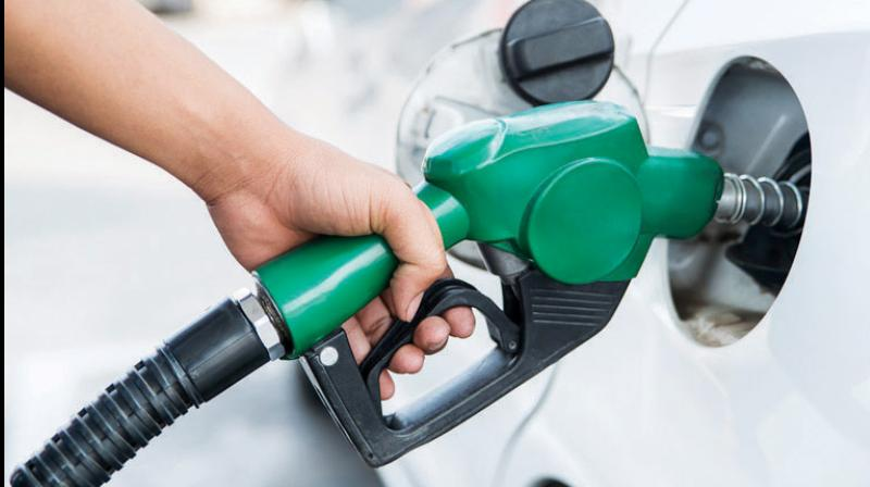 Diesel price in the national capital crossed the Rs 80 per litre-mark for the first time ever on Thursday. (PTI Photo)