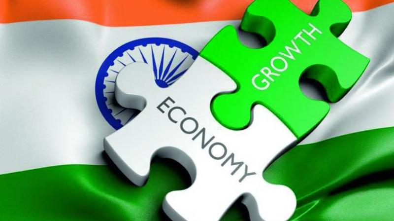 GDP to contract by 5.3 pc in FY21 due to Covid-19 woes, says Ind-Ra. (ANI Photo)