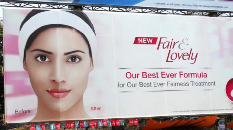 Unilever's 'Fair & Lovely' to get makeover after backlash. (Photo- Twitter)