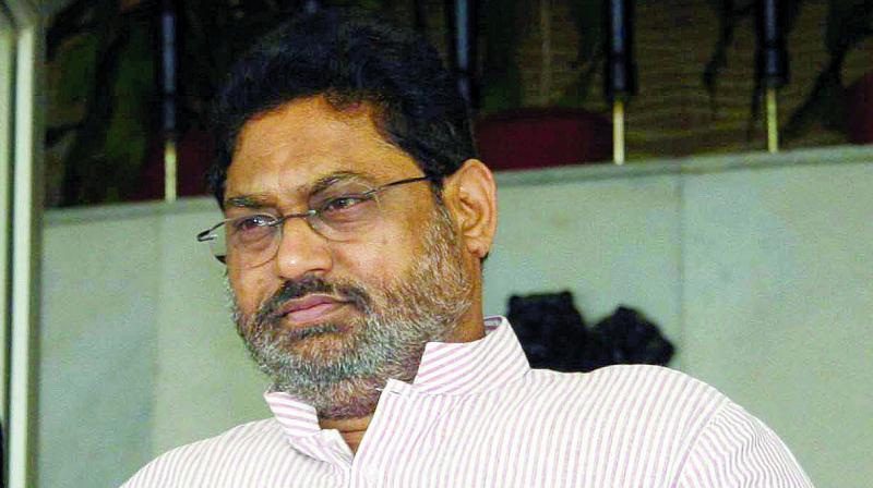 Maharashtra Energy Minister Nitin Raut.