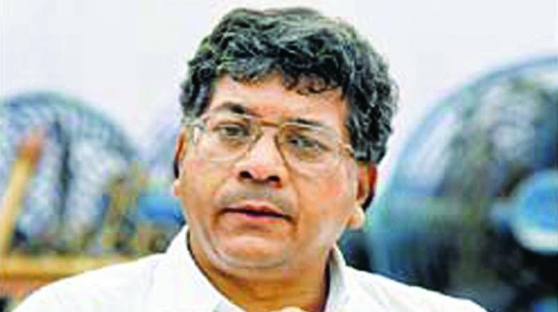 VBA founder Prakash Ambedkar