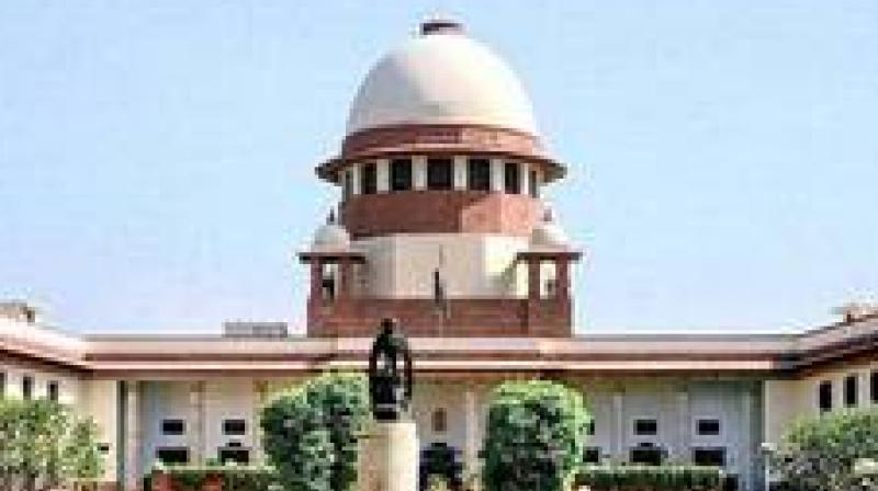 Supreme Court of India (ANI photo)