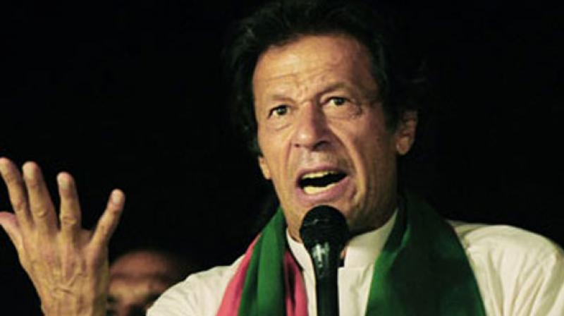 Pakista PM Imran Khan (Photo; AFP)