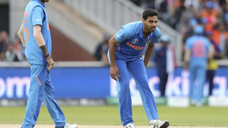 Ravindra Jadeja has been called in as a substitute for Bhuvneshwar. (Photo: AP)