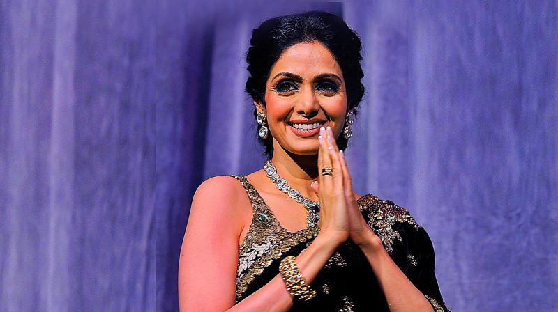 Sridevi's death sparked a lot of reactions on social media ranging from tributes to condolences and even conspiracy theories and trolls.