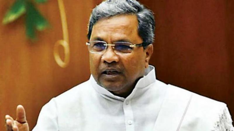 Former Karnataka Chief Minister Siddaramaiah (Photo: File)