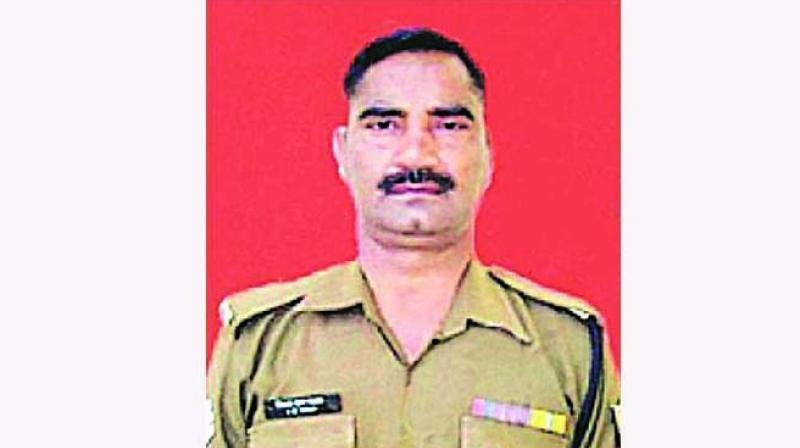 BSF head constable Vijay Bhan Singh