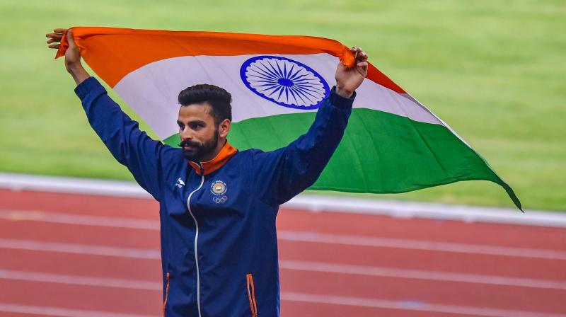 Arpinder had been without a medal in multi-sporting events since winning a bronze in the 2014 Commonwealth Games. (Photo: PTI)