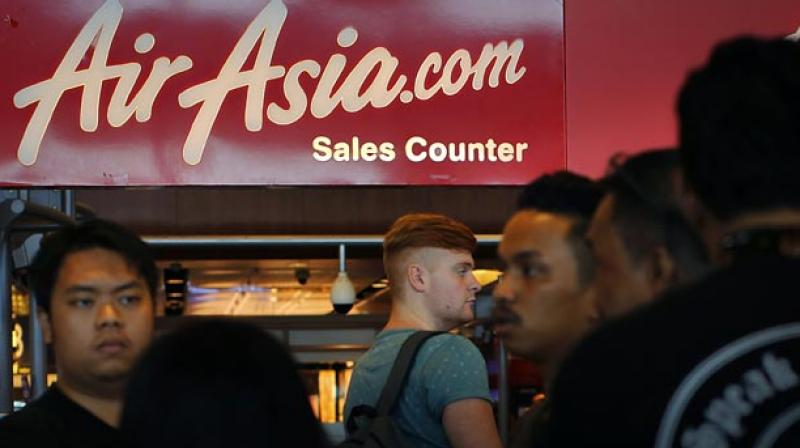 AirAsia on Wednesday referred requests for comment to AirAsia India.