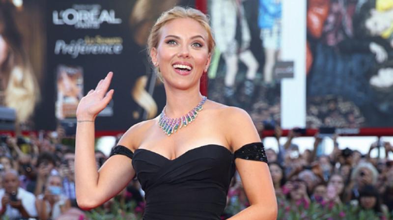 Scarlett Johansson. (Photo: AP)