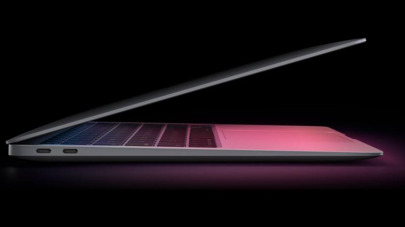 Alongside the new display technology, the upcoming MacBook Air will also reportedly feature MagSafe charging, a thinner and lighter design, as well as two USB 4 ports. (Representative Image: apple.com)
