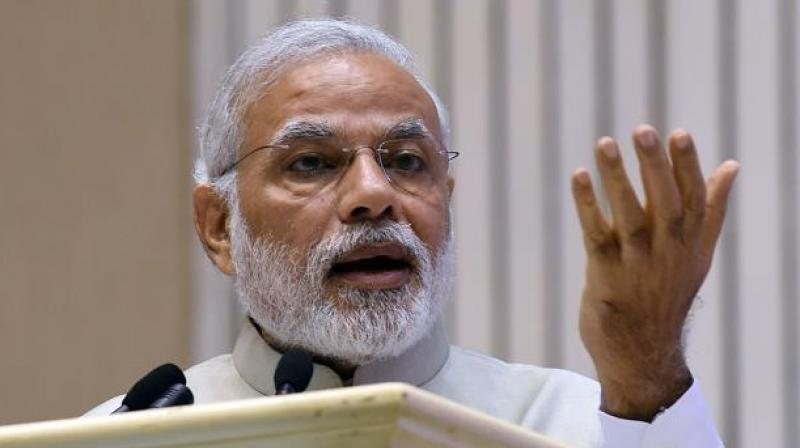 Prime Minister Narendra Modi has accepted there was a slowdown in economy but also said it was temporary. (Photo: PTI)