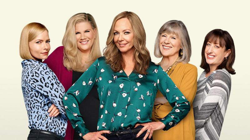 The end of the chapter also marks the completion of the current contract for series star Allison Janney, who became the sole lead of the show following the exit of Anna Faris last year. (Image: Twitter/@MomCBS)