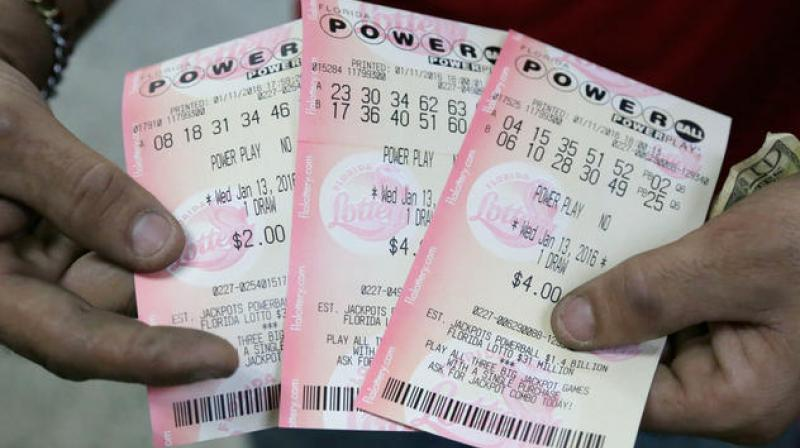The New York State Gaming Commission says the ticket was part of the special 50th anniversary instant game,