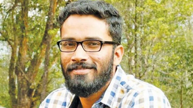 IAS officer Sriram Venkitaraman, arrested in connection with the death of a journalist after his car knocked him down in August. (Photo: File)