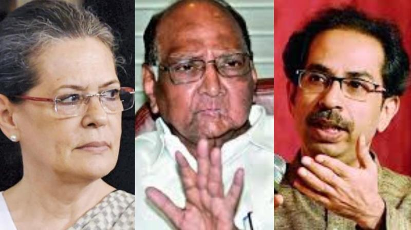 Sharad Pawar, who played a vital role in bringing together the ideologically incompatible Shiv Sena and the Congress has negotiated for taking one more ministerial position for his party than the Sena after Congress had its MLA - Nana Patole - elected to the Assembly Speaker's post on Sunday morning. (Photo: File)