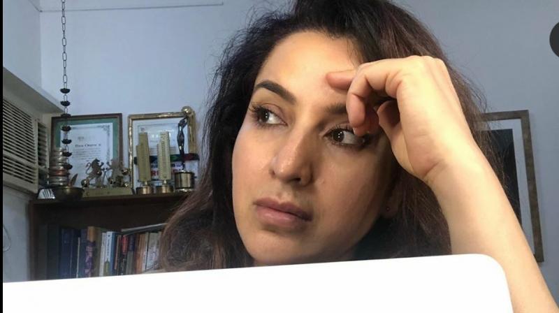 Tisca Chopra (Insta image)