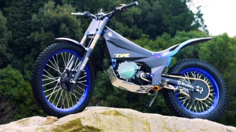 Yamaha has launched electric bikes to replace traditional bikes and motorcycles. Yamaha Motor Co Ltd developed the TY-E electric trial bike-taking advantage of unique features of electrical power for Motorcycle trials.