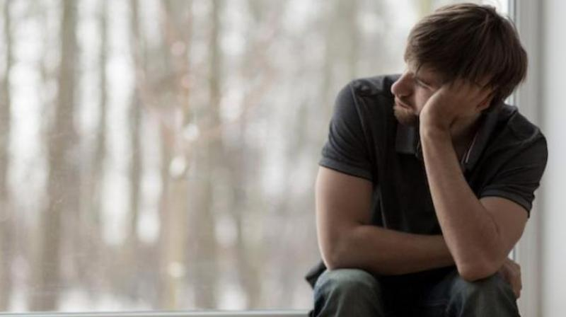 Differences between the sexes don't just involve the risk of experiencing depression (Photo: AFP)