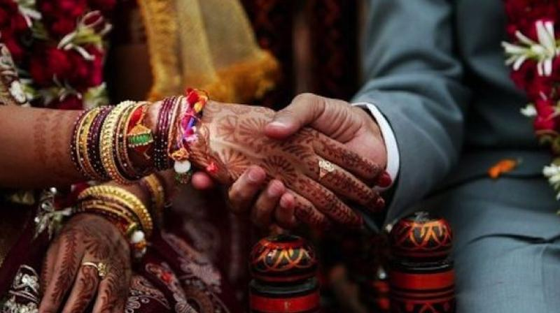 The groom family refused to marry on the wedding day, scheduled for September 5. (Representational Image)