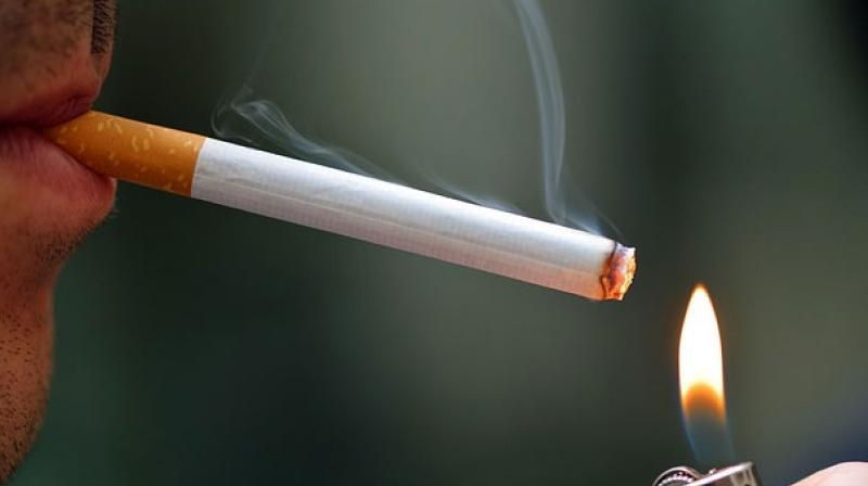 High smoking prevalence levels and worrying trends persist.